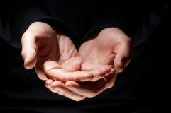 σύμβολο χεριών Στοκ φωτογραφία με δικαίωμα ελεύθερης χρήσης