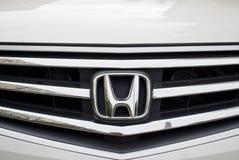σύμβολο Honda Στοκ Εικόνα
