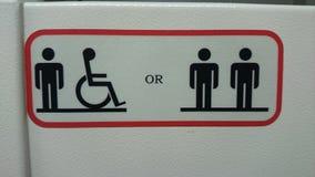 Σύμβολα για τους χρήστες ανελκυστήρων στοκ φωτογραφία