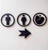 Σύμβολα στον τοίχο Στοκ φωτογραφίες με δικαίωμα ελεύθερης χρήσης