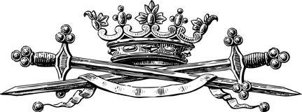 Σύμβολα της δύναμης Στοκ Εικόνα