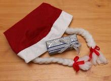 Σύμβολα Χριστουγέννων Στοκ Εικόνες