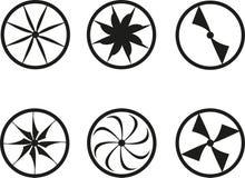 σύμβολα Στοκ Φωτογραφία