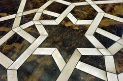Σύμβολο αστεριών του Δαυίδ σε ένα πάτωμα Στοκ εικόνα με δικαίωμα ελεύθερης χρήσης