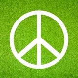 Σύμβολο ειρήνης Στοκ Εικόνα