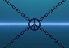 Σύμβολο ειρήνης Στοκ Εικόνες
