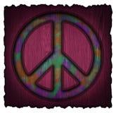 Σύμβολο ειρήνης Στοκ Φωτογραφία