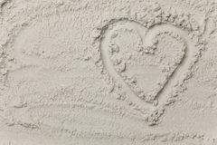 Σύμβολο μορφής καρδιών Στοκ εικόνες με δικαίωμα ελεύθερης χρήσης