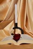 Σύμβολο της αγνότητας και της πίστης στοκ εικόνες με δικαίωμα ελεύθερης χρήσης