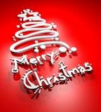 Σύμβολο Χριστουγέννων Στοκ Εικόνες