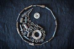 σύμβολο yang ying Στοκ Εικόνα