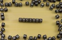 Σύμφωνα με τους γιατρούς στοκ φωτογραφίες με δικαίωμα ελεύθερης χρήσης