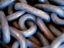 σύνδεση αλυσίδων Στοκ Φωτογραφίες
