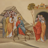 Σύνδεση Ιερουσαλήμ Στοκ Εικόνα