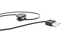 Σύνδεση καλωδίων USB Στοκ Εικόνες