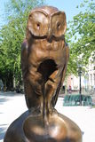 σύνθεσης πανοραμικό Κοινοβούλιο haag κρησφύγετων το ολλανδικό Μνημείο της κουκουβάγιας Στοκ φωτογραφίες με δικαίωμα ελεύθερης χρήσης
