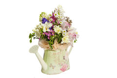 Σύνθεση ανθοδεσμών λουλουδιών Στοκ φωτογραφίες με δικαίωμα ελεύθερης χρήσης