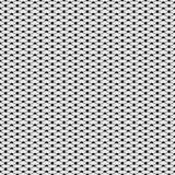 Σύνθεση από τον κύκλο, ρόμβος, γραμμές διανυσματική απεικόνιση