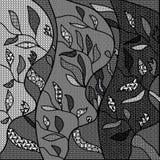 Σύνθεση διακοσμήσεων σχεδίων στοκ φωτογραφία με δικαίωμα ελεύθερης χρήσης