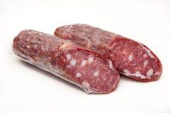 Σύνθεση κρέατος cousine τροφίμων, συστατικό για την κατανάλωση Στοκ Εικόνα