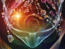 Σύνθεση μυαλού Στοκ Εικόνα