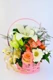 Σύνθεση λουλουδιών στοκ εικόνες