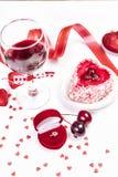 Σύνθεση προτάσεων γάμου Στοκ φωτογραφία με δικαίωμα ελεύθερης χρήσης