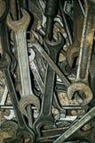 Σύνθεση των γαλλικών κλειδιών Στοκ Εικόνες