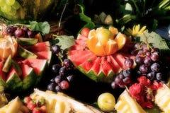Σύνθεση των φρούτων Στοκ φωτογραφίες με δικαίωμα ελεύθερης χρήσης