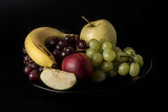Σύνθεση φρούτων, ακόμα ζωή Στοκ φωτογραφία με δικαίωμα ελεύθερης χρήσης