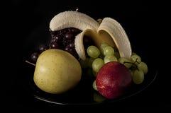 Σύνθεση φρούτων, ακόμα ζωή Στοκ Εικόνα
