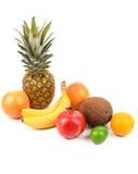 Σύνθεση φρούτων. Στοκ Φωτογραφίες