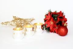 σύνθεση Χριστουγέννων δι&a στοκ φωτογραφία