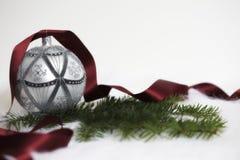 σύνθεση Χριστουγέννων μπι& στοκ εικόνες