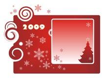 σύνθεση Χριστουγέννων 3 απεικόνιση αποθεμάτων