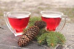 Σύνθεση Χριστουγέννων στοκ εικόνες με δικαίωμα ελεύθερης χρήσης