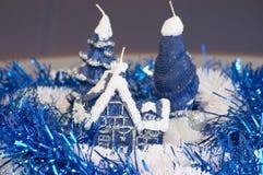 σύνθεση Χριστουγέννων στοκ εικόνα με δικαίωμα ελεύθερης χρήσης