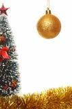 σύνθεση Χριστουγέννων Στοκ Εικόνες