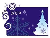 σύνθεση Χριστουγέννων 7 διανυσματική απεικόνιση