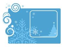 σύνθεση Χριστουγέννων 8 διανυσματική απεικόνιση