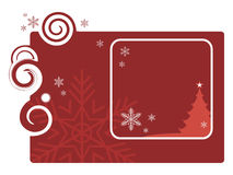σύνθεση Χριστουγέννων 9 απεικόνιση αποθεμάτων
