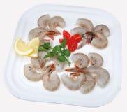 Σύνθεση ψαριών cousine τροφίμων, συστατικό για την κατανάλωση Στοκ εικόνες με δικαίωμα ελεύθερης χρήσης
