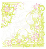 σύνθεση floral Στοκ εικόνα με δικαίωμα ελεύθερης χρήσης