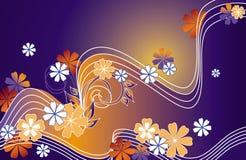 σύνθεση floral ελεύθερη απεικόνιση δικαιώματος