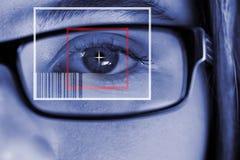 Σύνθετη εικόνα της σύνθετης εικόνας του κώδικα φραγμών Στοκ φωτογραφίες με δικαίωμα ελεύθερης χρήσης