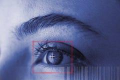Σύνθετη εικόνα της σύνθετης εικόνας του κώδικα φραγμών Στοκ εικόνα με δικαίωμα ελεύθερης χρήσης
