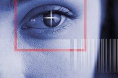 Σύνθετη εικόνα της σύνθετης εικόνας του κώδικα φραγμών Στοκ Εικόνες