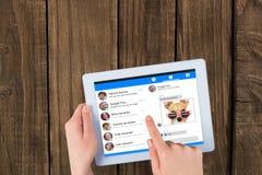 Σύνθετη εικόνα app smartphone των επιλογών Στοκ φωτογραφία με δικαίωμα ελεύθερης χρήσης