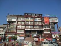 Σύνθετη Κατμαντού λεωφόρος αγορών Στοκ εικόνα με δικαίωμα ελεύθερης χρήσης