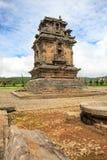 Σύνθετος ναός Ινδονησία Arjuna Στοκ εικόνα με δικαίωμα ελεύθερης χρήσης